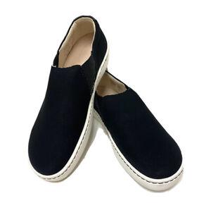 Birkenstock Barrie Women's Size 7 (EU38)N Fit Black Slip On Casual Shoes