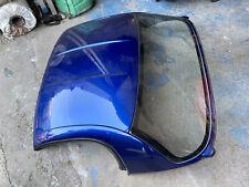 2002 TOYOTA MR2 HARD TOP BLUE