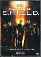 Marvel Agents Of S.H.I.E.L.D - Serie Tv - 1^ Stagione - Cofanetto 6 Dvd - Nuovo
