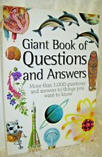 1998 Giant Book of Questions and Answers More than 1000