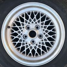 "Jaguar Daimler XJ XJ40 XJS XJR TWR Original 16"" Lattice Alloy Wheels and Tyres"