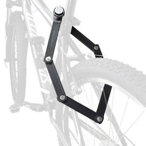 Trelock Bike Folding Combination Lock - Heavy Duty Steel 34 Inch Bar German Tech