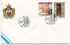 1991-03-15 San Marino Bari Expolevante ANNULLO SPECIALE Cover