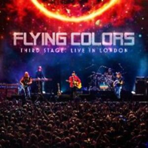Flying Colors - Third Stage: Live in London - New CD/DVD