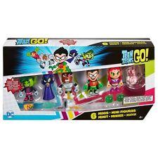 Teen Titans Go Mini-Figure Multi-Pack - Brand New In Box - DXR07