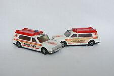 Matchbox 1/43 - Set di 2 Ambulance