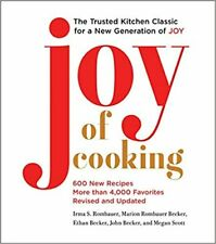 Joy of Cooking by Irma S. Rombauer (Digital 2019)