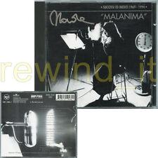 """NADA """"MALANIMA"""" RARO CD 1994 EDIZIONE LIMITATA NUMERATA E AUTOGRAFATA"""