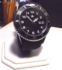 Brand New Men's Big 47mm Sempre 36. 165' Diver Rated Date Watch. Fresh Battery!