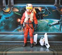 STAR WARS FIGURE 2015 FORCE AWAKENS ELLO ASTY (X-WING PILOT)