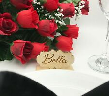 Personalised Weddings Place Names for Engagements, Anniversaries, Parties