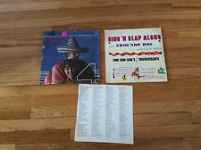 EDMUNDO ROS THE LATIN KING LONDON PHASE 4 LP -AND- Sing 'N Clap Along w/ Edmundo