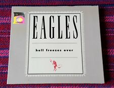 Eagles ~ Hell Freeze Over ( Malaysia Press ) Vcd