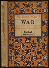 Michael Artzibashef / The Borzoi Plays I War 1916