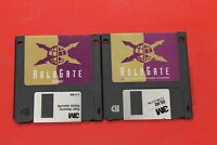 "Holo Gate With Demo 3.5"" Floppy Disk Disc Software Apple Mac"