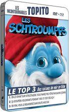 Les Schtroumpfs Le Film - Combo Blu-Ray + DVD - Édition collector boîtier métal