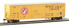 Walthers # 2166  50' ACF Exterior-Post Boxcar Wabash Valley #8149  HO MIB