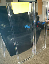 Bullet Resistant Glass Level 2 Blast Proof 50 x 16 x 1-3/8 Ballistic Window .357