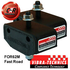 2 Ford Escort Mk4 Series2 RS Turbo Vibra Technics Gearbox Mounts FastRoad FOR62M