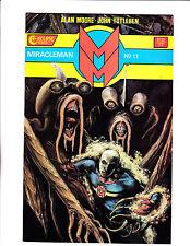 """Miracleman  No.11    : 1987 :    : """"Olympus"""" :"""
