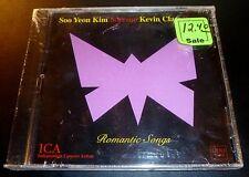 "New! SOO YEON KIM ""Romantic Songs"" (CD 1999) Kevin Class 14-Tracks ***SEALED***"