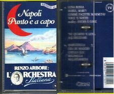 ARBORE RENZO NAPOLI PUNTO E A CAPO MC 1992 RARA