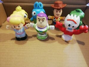 Fisher price little people toy story 2013 Mattel