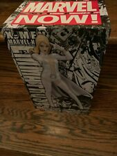 SDCC Marvel X-Men Emma Frost White Costume Variant Kotobukiya Artfx Statue Model