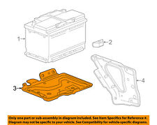 GM OEM-Battery Tray 22989633