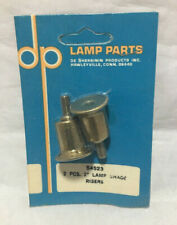 """New listing Dp 1"""" Shade Riser 2 Pieces Lamp Parts 54523"""