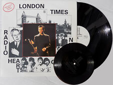 "Gary Numan London Times 12"" Vinyl UK GFM 1987 2 Track Extended Version With"