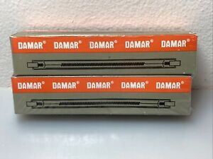 (2) REPLACEMENT BULBS FOR DAMAR 1825A 100W 130V New Sealed