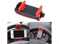 Car Steering Wheel Phone Socket Holder for Mobile phones