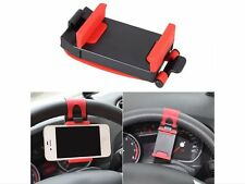Car Steering Wheel Phone Socket Holder for Mobile phones low price strong grip