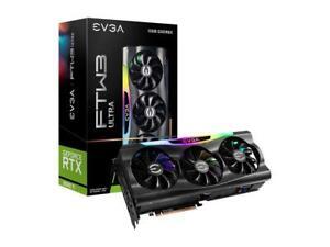 EVGA GeForce RTX 3080 Ti FTW3 ULTRA GAMING 12GB GDDR6X - SEALED, TRUSTED SELLER*