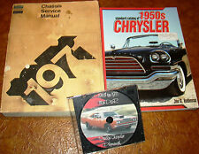 1971 Plymouth Chrysler Imperial Service Manual Hemi 'Cuda Road Runner GTX Duster