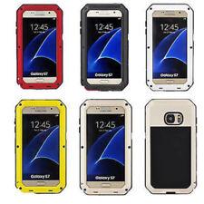 Waterproof Shockproof Aluminum Gorilla Metal Cover Case for SAMSUNG Phones