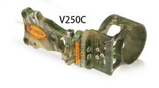 Viper V250C Bowsight with Three Razor Fiber Optic Pins and Level