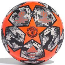 Adidas Finale Manchester United Mini Bola DY2539 tamaño 1 habilidades de fútbol soccer