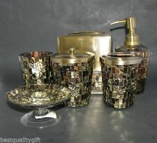Unbranded Brass Bath Accessory Sets