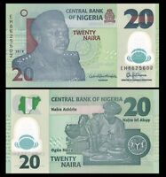 NIGERIA 20 Naira, 2020, P-34, UNC World Currency