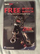 Legend of Zelda Wind Waker Collectable Sports Watch GameCube Zelda Watch RARE