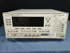 New Listinghp83630a 10mhz 265ghz Synthesized Sweeper Ltwithopt 001 0129