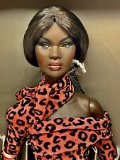 "INTEGRITY TOYS FASHION ROYALTY NU FACE LIKE NO OTHER NADJA DOLL 12"" NRFB"