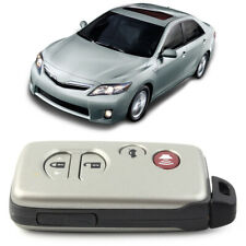 Uncut Smart Remote Key Shell Case Fob 4Button for TOYOTA 4Runner Prius Camry