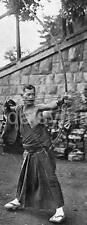 "Reijiro Wakatsuki Japanese Prime Minister Bow & Arrow 1931 Repro 7x3"" Repr Photo"
