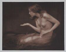 Germaine Krull 1925 Photo Heliogravure 23x31cm Nude Nus Woman German Allemande