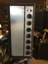 Bell Electronics Pa Tube Control Vintage