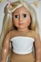 """American Girl Doll Our Generation Journey Gotz 18"""" Dolls Clothes Bodice Only"""