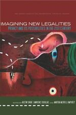 Imagining New Legalities: Privacy and Its Possibilities in the 21st Century (The